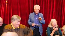 John Cornwall, Hagar Club book launch, Adelaide